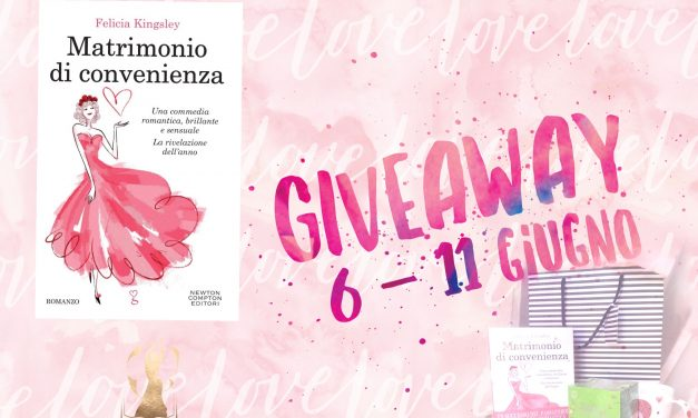 Giveaway MATRIMONIO DI CONVENIENZA