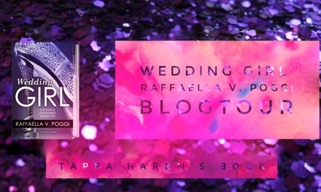 Tappa Harem blogtour WEDDING GIRL