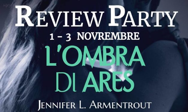 'L'OMBRA DI ARES' di J. L. Armentrout. Review party