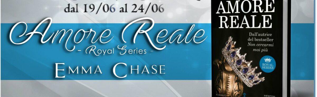 Quinta Tappa Blogtour AMORE REALE(Royal Series #1) di Emma Chase: Principi, Ranocchi e Cenerentole.