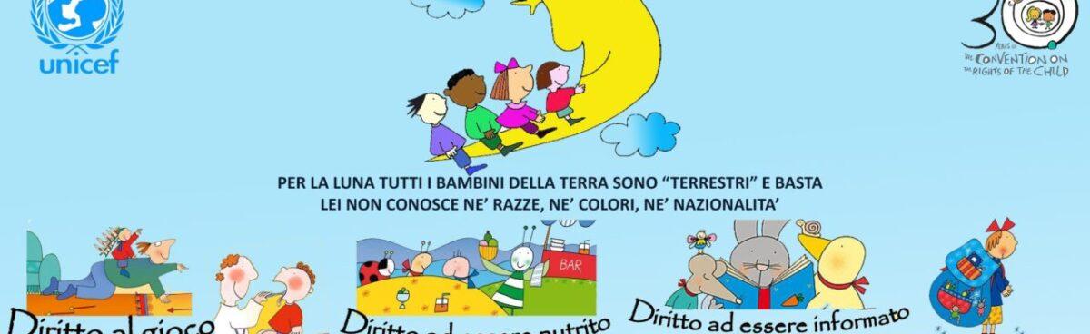 Giornata mondiale dei diritti dell'infanzia dei bambini e degli adolescenti