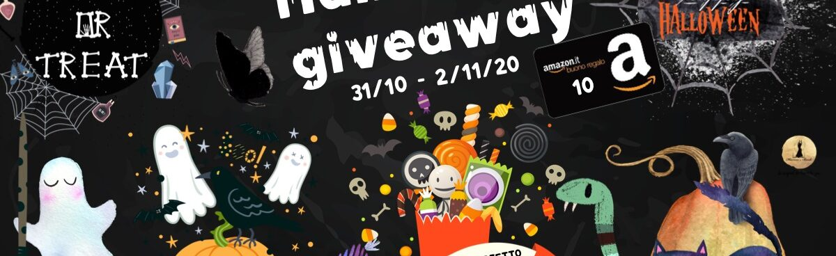 Halloween Harem give away