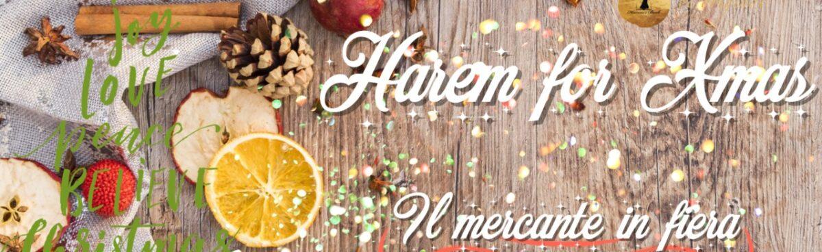 Buon Natale con Harem's book