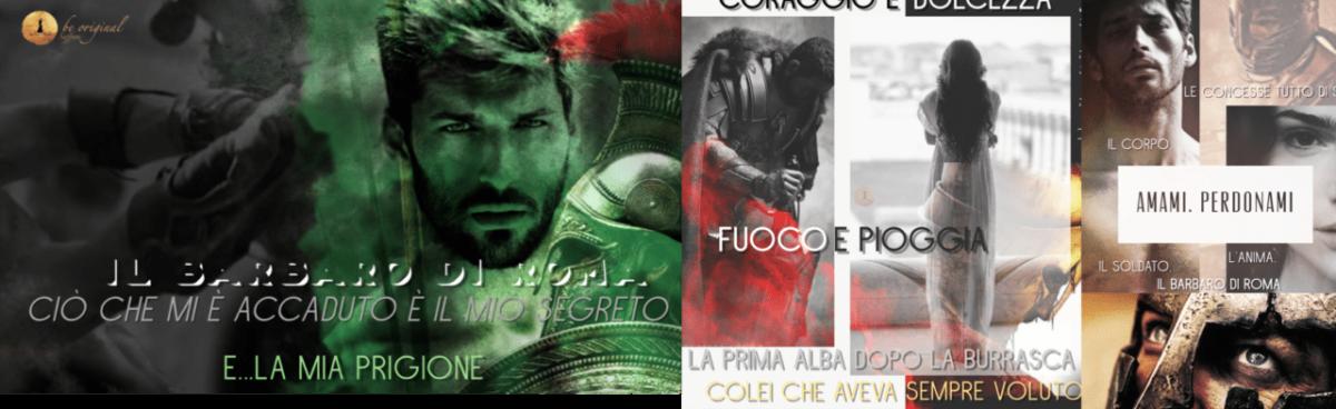Il Barbaro di Roma di Adele Vieri Castellano – recensione