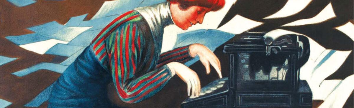 La ragazza con la macchina da scrivere di Desy Icardi recensione