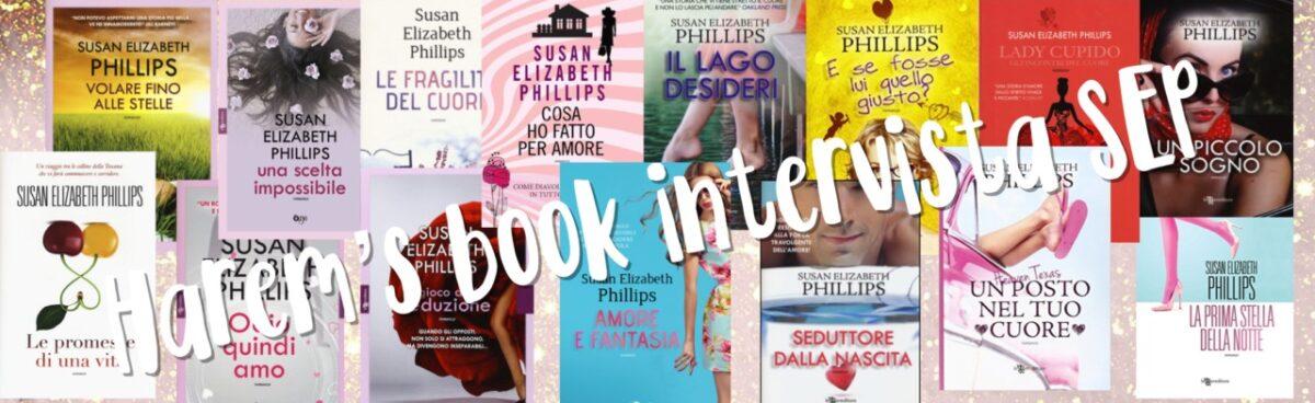 Harem's book intervista Susan Elizabeth Phillips