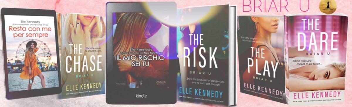 The Risk (BRIAR U #2) Il mio rischio sei tu di Elle Kennedy – recensione
