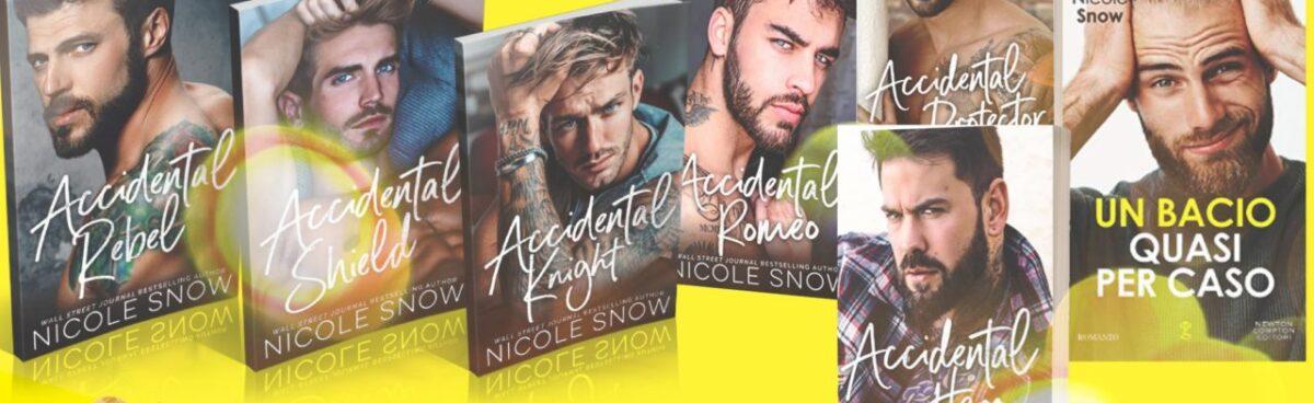 Un bacio quasi per caso Accidental hero (The Marriage Mistake #1) di Nicole Snow