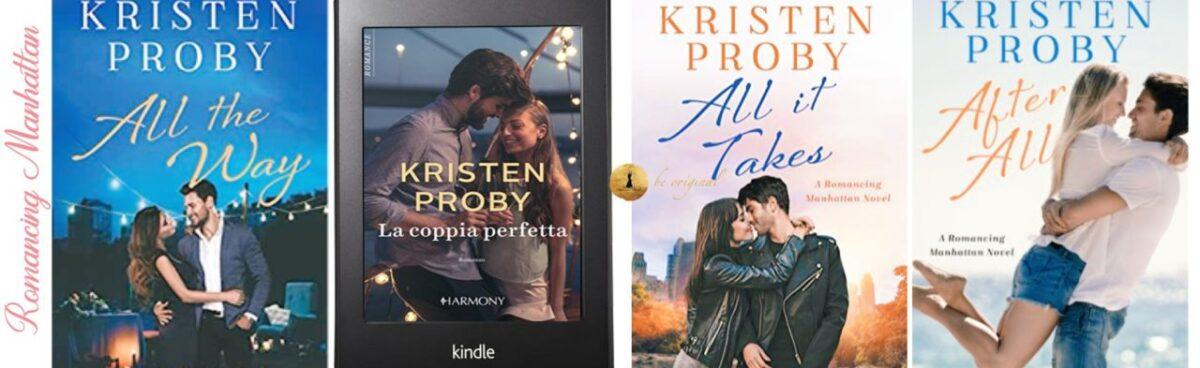 La nuova serie di Kristen Proby Romancing Manhattan