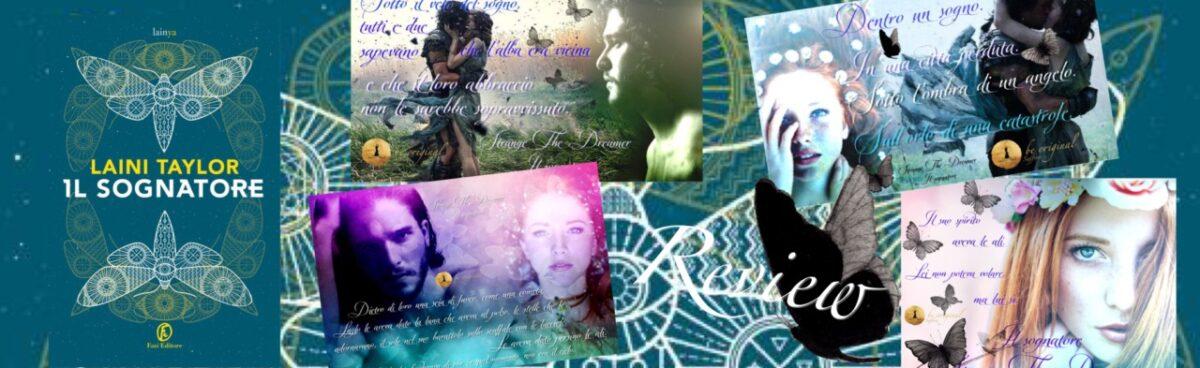 Il sognatore (Strange The Dreamer) di Laini Taylor – recensione